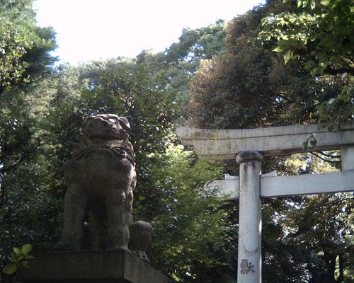 01_狛犬